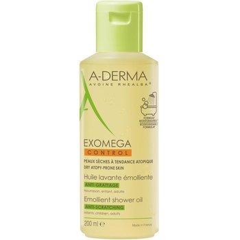 A-Derma Exomega Control, olejek emolient pod prysznic, 200 ml-Pierre Fabre