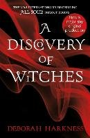 A Discovery of Witches-Harkness Deborah E., Harkness Deborah