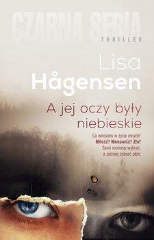 A jej oczy były niebieskie-Hagensen Lisa
