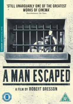 A Man Escaped (brak polskiej wersji językowej)-Bresson Robert
