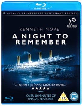 A Night to Remember (brak polskiej wersji językowej)-Baker Roy Ward