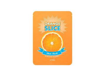 A'Pieu, maseczka w płachcie Orange Slice, 20 g-A'Pieu