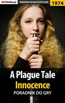 A Plague Tale Innocence - poradnik do gry-Adamus Agnieszka aadamus