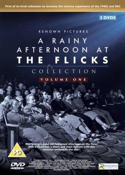 A Rainy Afternoon at the Flicks Collection: Volume One (brak polskiej wersji językowej)-Carstairs John Paddy, Harlow John, Mitchell Oswald, Tully Montgomery, Walls Tom, Baxter John, Gilbert Lewis
