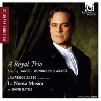 A Royal Trio-Zazzo Lawrence, La Nuova Musica, Bates David
