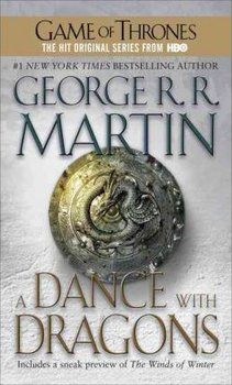A Song of Ice and Fire 05. A Dance With Dragons - Martin George R. R.