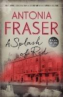 A Splash of Red-Fraser Lady Antonia