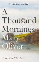 A Thousand Mornings-Oliver Mary