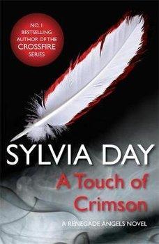 A Touch of Crimson (A Renegade Angels Novel)-Day Sylvia