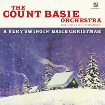 A Very Swingin' Basie Christmas!-Count Basie Orchestra