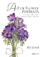A-Z of Flower Portraits-Showell Billy