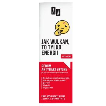 AA, Emoji, serum antybakteryjne przeciw niedoskonałościom, 40 ml-AA