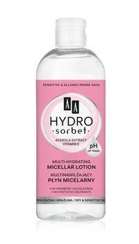 AA, Hydro Sorbet, płyn micelarny multinawilżający, 400 ml-AA