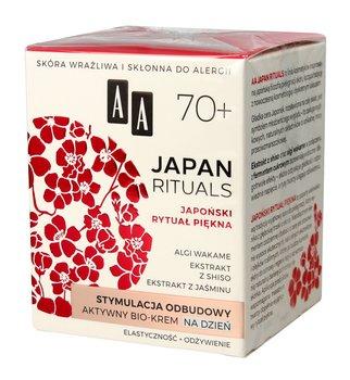 AA, Japan Rituals 70+, aktywny bio-krem na dzień, 50 ml-AA