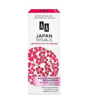AA, Japan Rituals, aktywny bio-krem pod oczy, 15 ml-AA