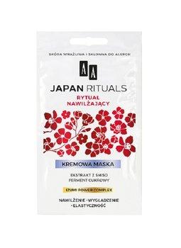 AA, Japan Rituals, kremowa maska do twarzy, 2x4 ml-AA