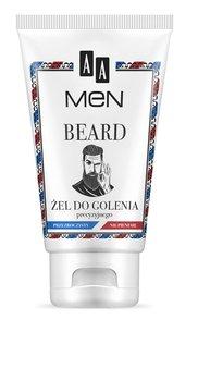 AA, Men Beard, żel do precyzyjnego golenia brody, 100 ml-AA