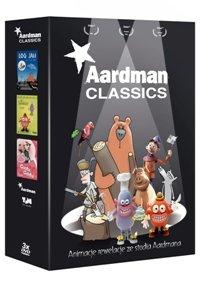 Aardman Classics Dvd Park Nick Filmy Sklep Empikcom