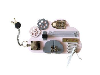 Abam, tablica Manipulacyjna Chmurka Muminków-ABAM