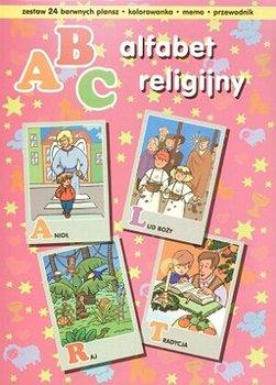 ABC alfabet religijny-Śliwińska Katarzyna, Białecka Małgorzata