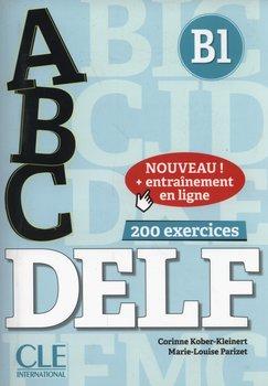 ABC Delf. Niveau B1. Livre + CD + Entrainement en ligne-Kober-Kleinert Corinne, Parizet Marie-Louise