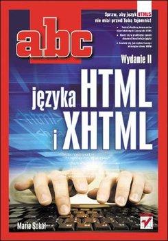 ABC języka HTML i XHTML-Sokół Maria