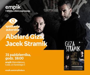 Abelard Giza, Jacek Stramik | Empik Manufaktura