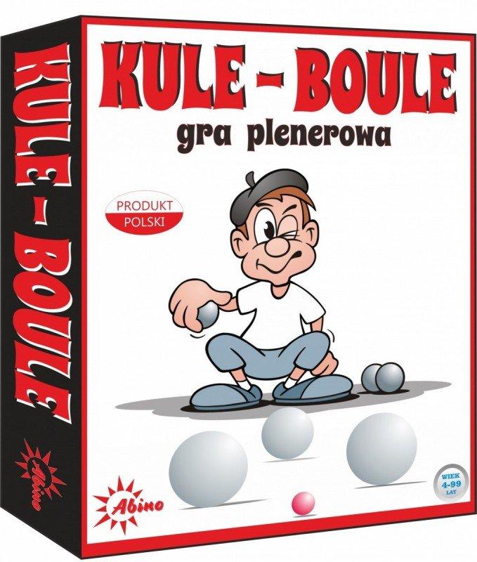 Abino, gra plenerowa Kule-Boule - Abino