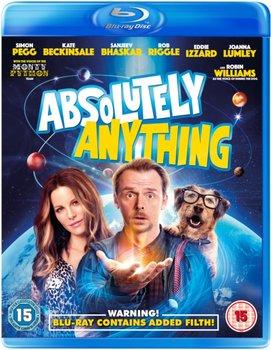 Absolutely Anything (brak polskiej wersji językowej)-Jones Terry