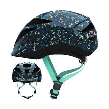ABUS, Kask dziecięcy rowerowy, HUBBLE 1.1, niebieski, rozmiar M-ABUS