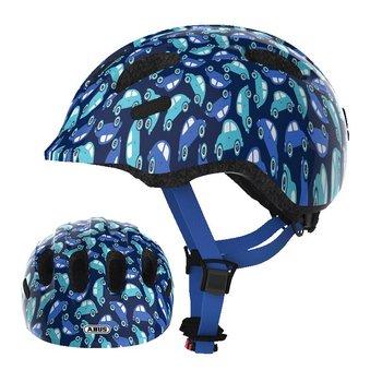 ABUS, Kask dziecięcy rowerowy, SMILEY 2.0, niebieski, rozmiar M-ABUS