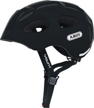 Abus, Kask rowerowy dziecięcy, Youn-I, czarny, rozmiar S-ABUS