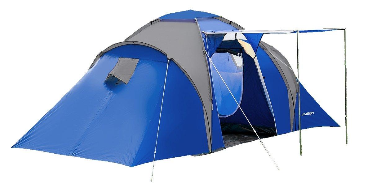 bojan 4 namiot jak rozłożyć