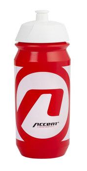 Accent, Bidon, Proseries, czerwono-biały, 500 ml, rozmiar uniwersalny-Accent