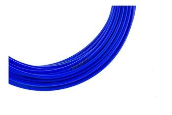Accent, Pancerz przerzutkowy, niebieski, 4x3 mm-Accent