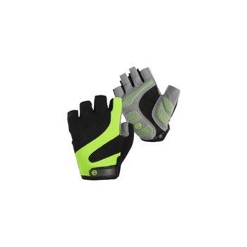 Accent, Rękawiczki rowerowe, Apex, zielony, rozmiar XL-Accent