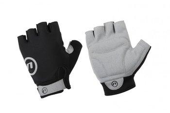 Accent, Rękawiczki rowerowe, Blacky, czarny, rozmiar L-Accent