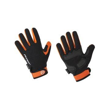 Accent, Rękawiczki rowerowe, BORA LONG, pomarańczowy, rozmiar XL-Accent