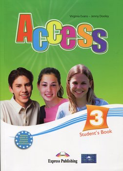 Access 3. Student's Book + ieBook International-Evans Virginia, Dooley Jenny