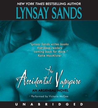 Accidental Vampire-Sands Lynsay