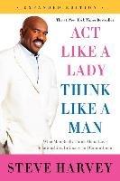 Act Like a Lady, Think Like a Man-Harvey Steve