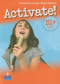 Activate B1+. Workbook with key + CD - Barraclough Carolyn, Roderick Megan