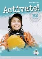 Activate! B2. Workbook + CD-Stephens Mary