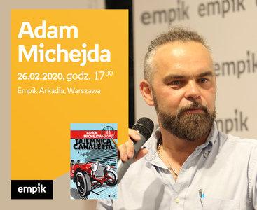 Adam Michejda | Empik Arkadia