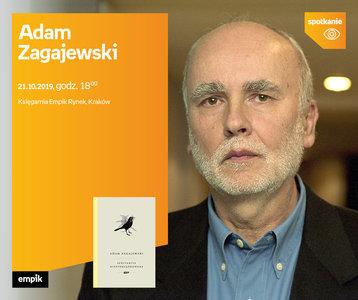 Adam Zagajewski | Księgarnia Empik Rynek