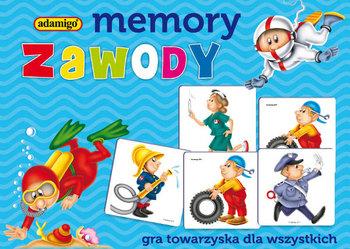 18a81db70b0dd8 Adamigo, gra logiczna Memory Zawody - Adamigo | Sklep EMPIK.COM