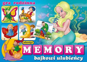 b844842e5631ce Adamigo, Memory, gra logiczna Bajkowi Ulubieńcy - Adamigo | Sklep ...