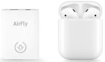 Adapter Bluetooth do słuchawek bezprzewodowych oraz Apple AirPods TWELVE SOUTH AirFly 12-1801-Twelve South