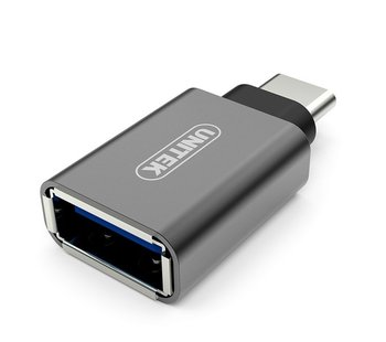 Adapter USB-C - USB UNITEK Y-A025CGY-Unitek