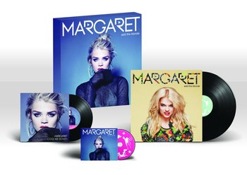 Add The Blonde (Special Limited Box)-Margaret